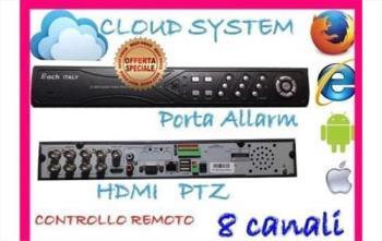 DVR HDMI 8 CANALI