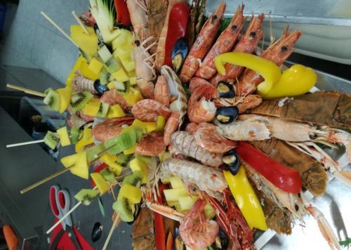 Frutti di Mare a Berra Ferrara