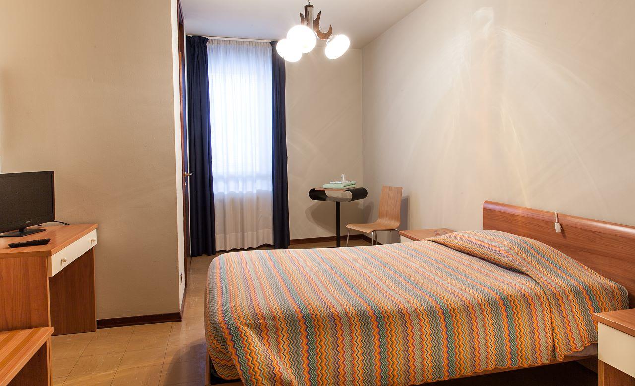 Camera singola Albergo Michelini Hotel Spilimbergo