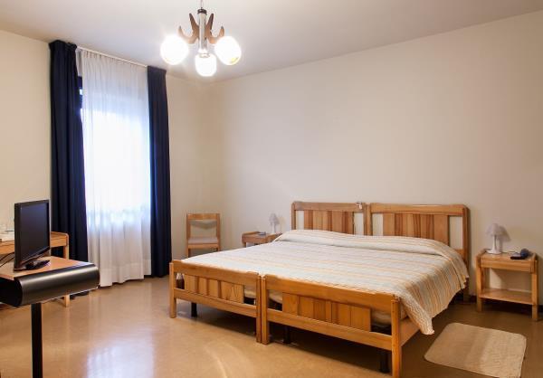 camera doppia Albergo Michelini Hotel Spilimbergo