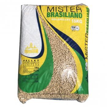 MISTER BRASILIANO 100% Abete EN plus A1®
