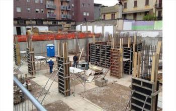 Realizzazione palazzina residenziale