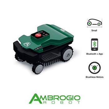 ROBOT RASAERBA AMBROGIO L15 D 600mq