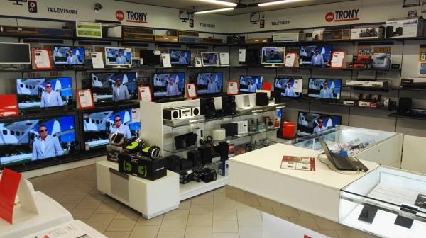 negozio di elettronica bs