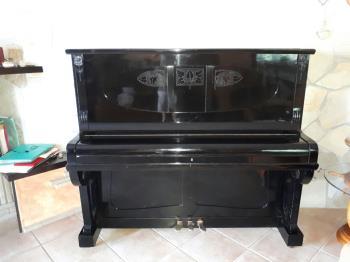 RESTAURO DEL MOBILE DEL PIANOFORTE