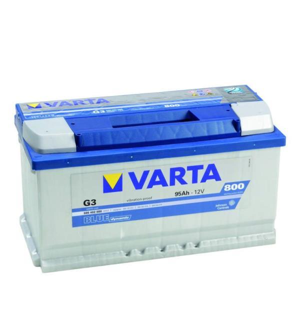 batterie auto Varta bs