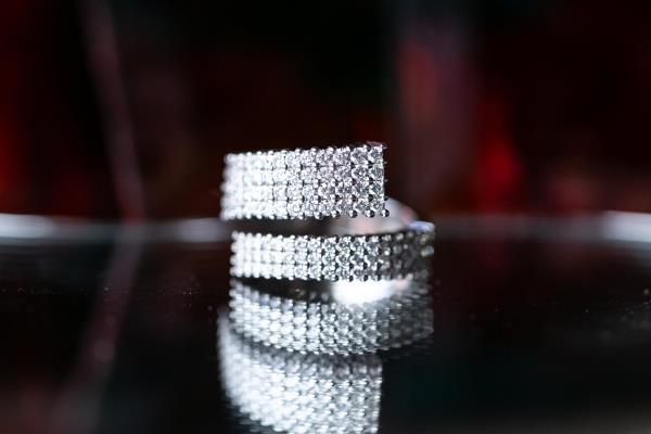 anello oro diamanti naturali gioielli terni