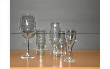 Incisioni laser bicchieri