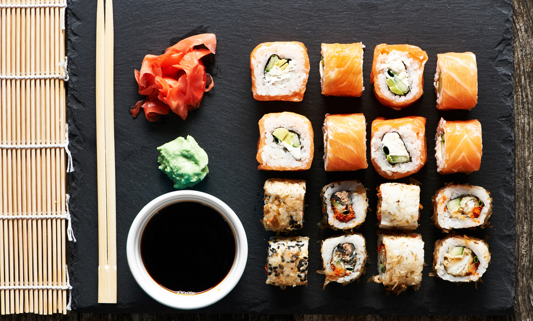 Sushi Ristorante Toyama a Roma
