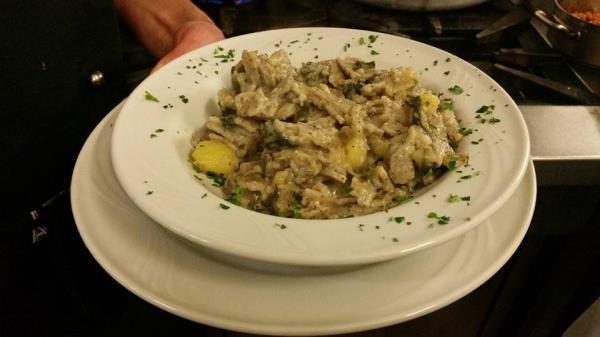 ristorante con piatti lombardi Busto Arsizio