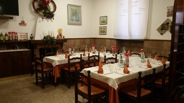 ristorante con cucina tipica Busto Arsizio