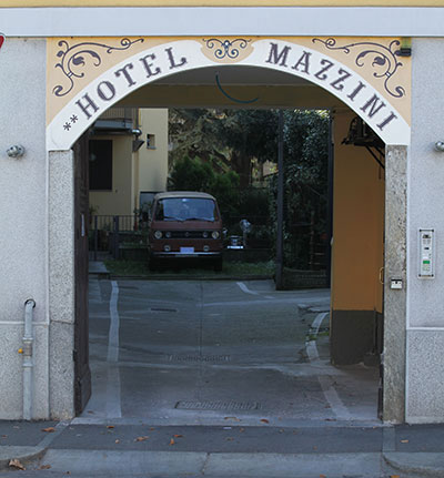 albergo vicino Malpensa