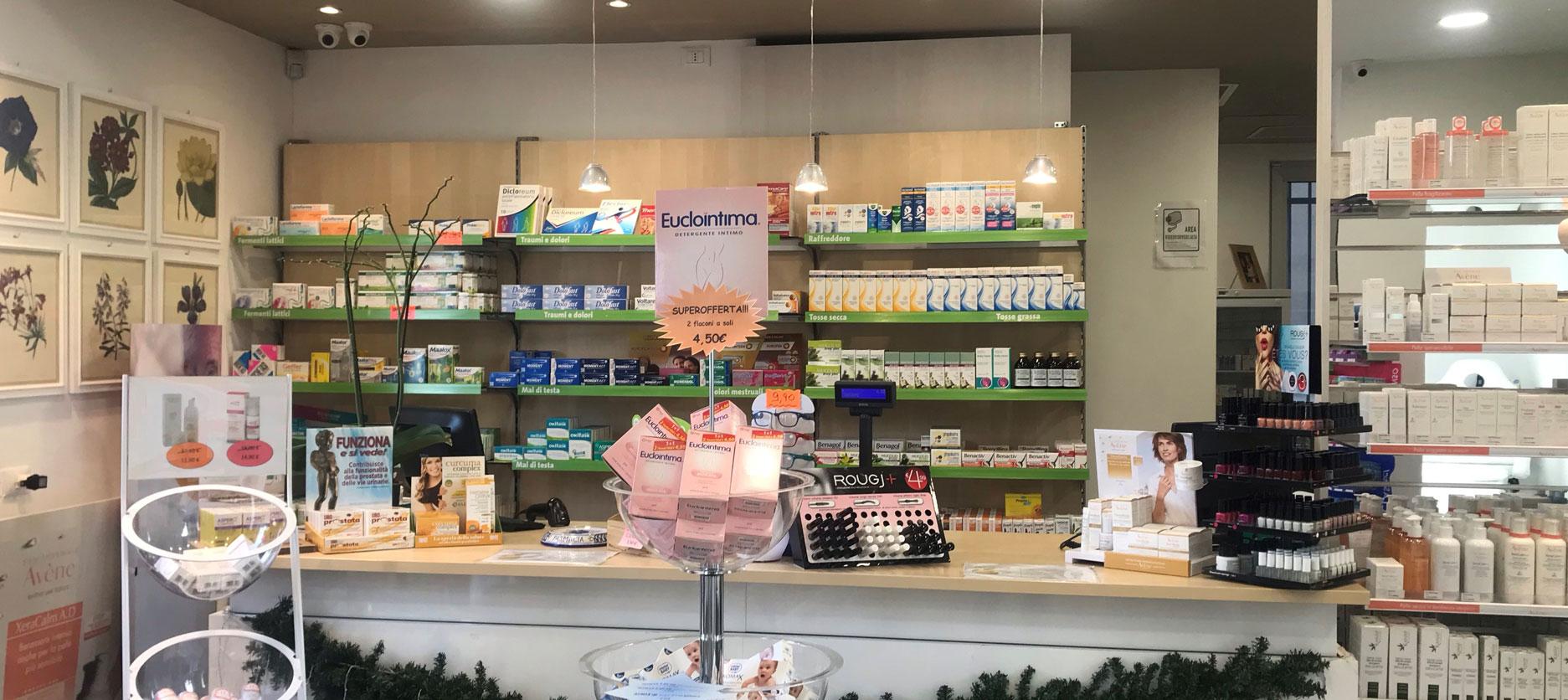 Consulenze nutrizionali Farmacia Nuova Brianza