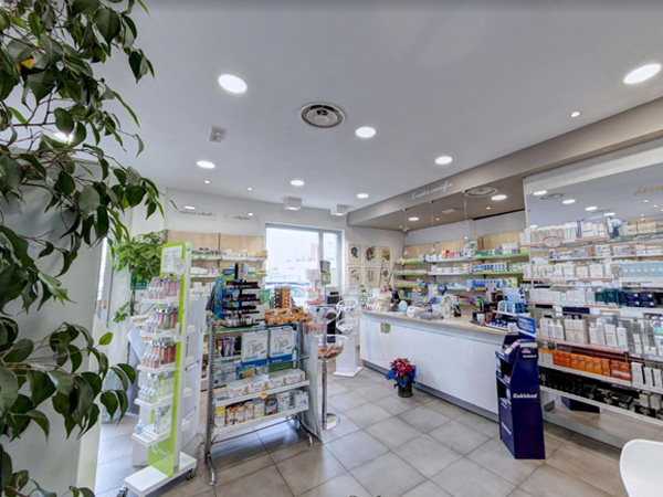 Farmaci e consulenze Farmacia Nuova Brianza