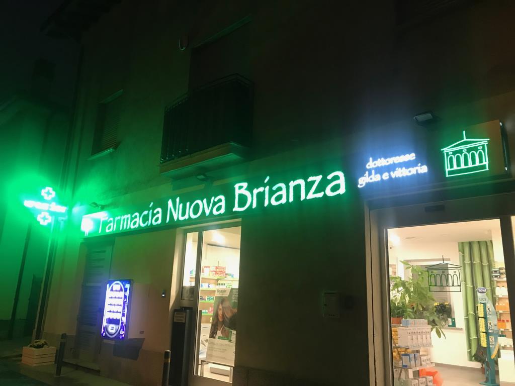 Farmacia con reparto dermocosmesi Farmacia Nuova Brianza