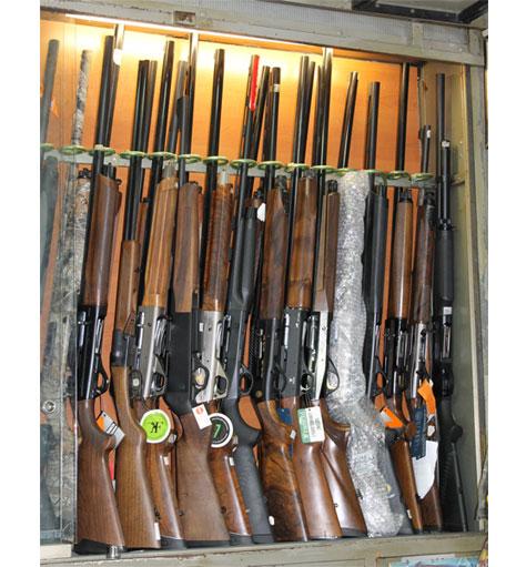 vendita armi
