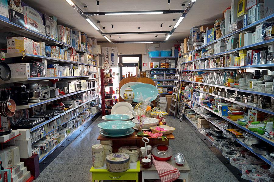 negozio casalinghi Terni