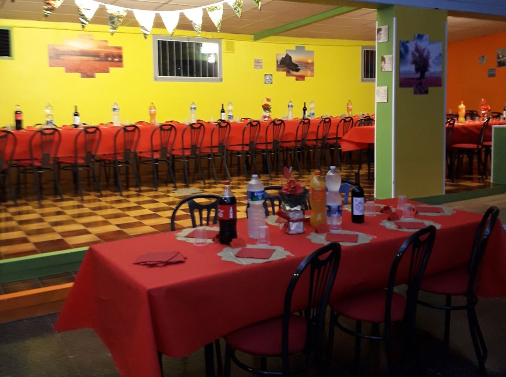 Catering per compleanno