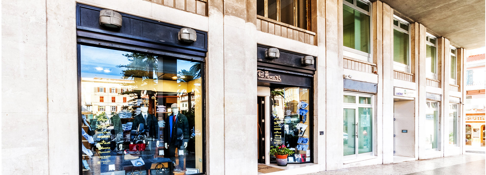 negozio abbigliamento sassari