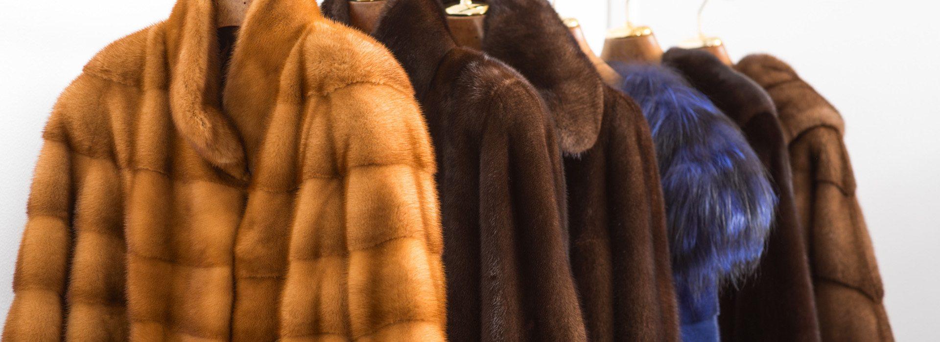 Servizio custodia pellicce in estate
