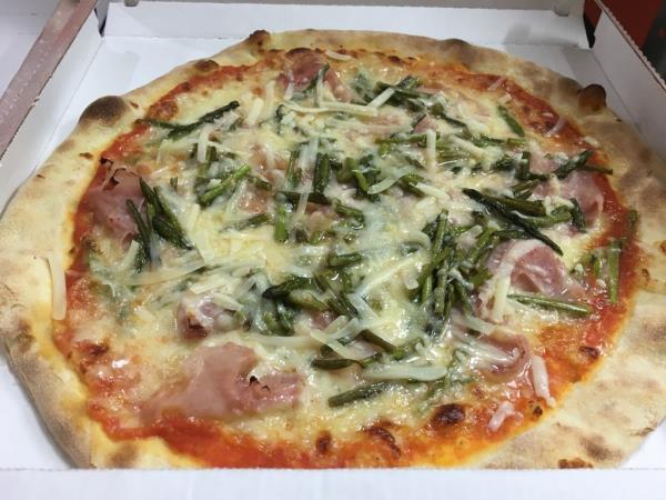 asporto pizza Iglesias