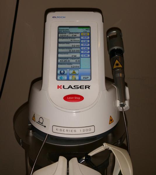 laserterapia Enna