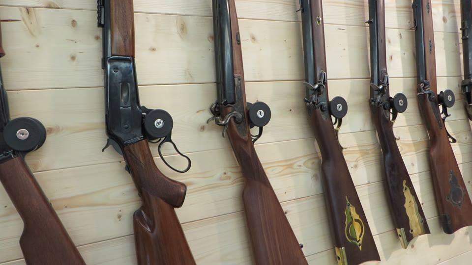assortimento fucili
