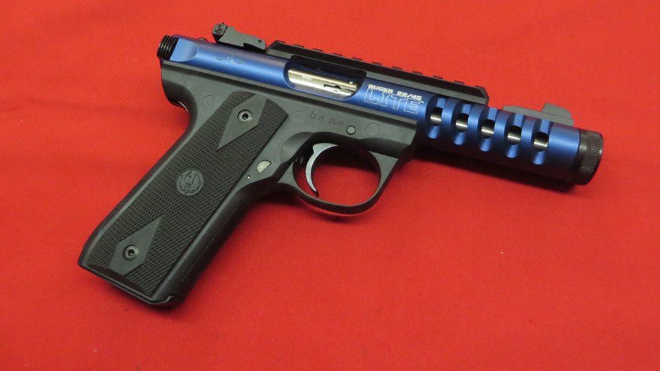 assortimento pistole