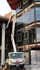 lavorazione vetro Torgiano Perugia