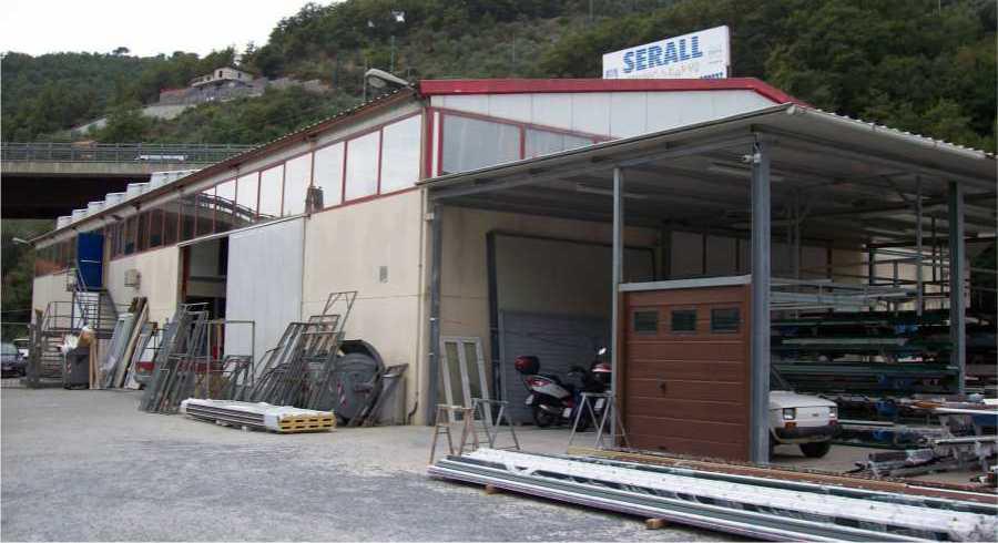 Serramenti Serall Imperia Savona Costa Azzurra | Serramenti in alluminio | Serramenti in PVC | Porte | Tende tecniche