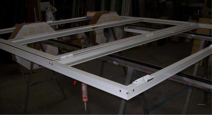 Vendita ed Installazione Serramenti in Alluminio Lavorazione Alluminio Imperia Savona Costa Azzurra | SERALL