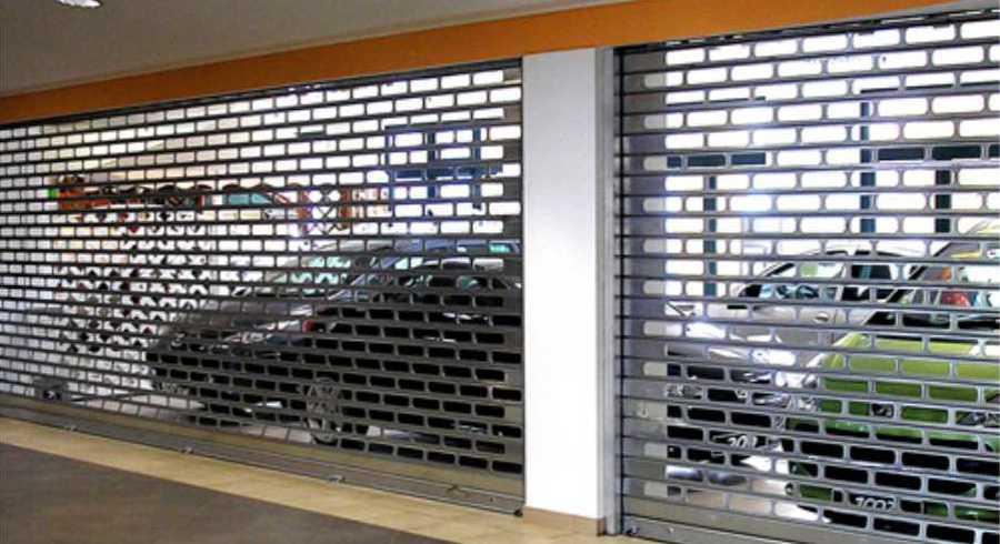 Vendita ed Installazione Serrando Portoni Grate di Sicurezza Imperia Savona Costa Azzurra | SERALL