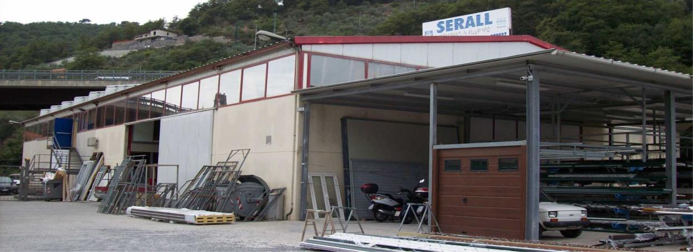 Serramenti Serall Pontedassio Imperia Savona Costa Azzurra | SERALL