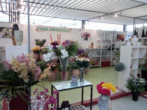 vendita fiori artificiali vivaio brescia