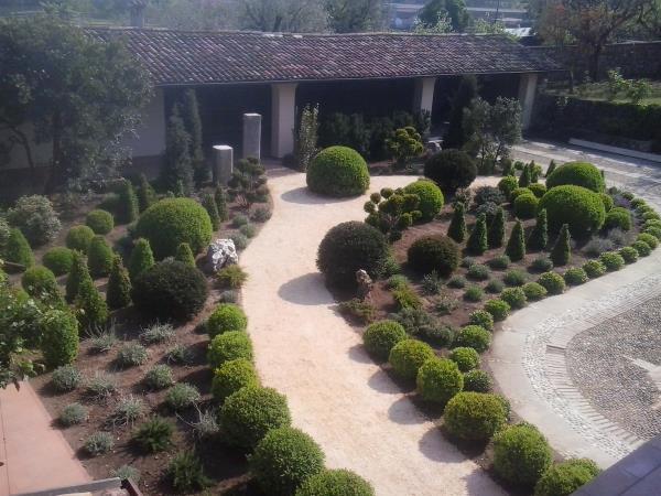 gestione giardini e aree verdi