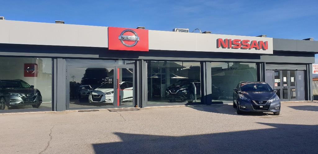 Nissan Mallo | Aprilia