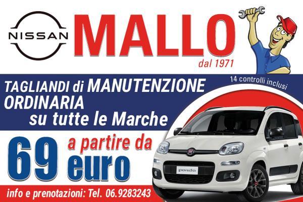 Officina meccanica specializzata e certificata | Nissan Mallo Aprilia