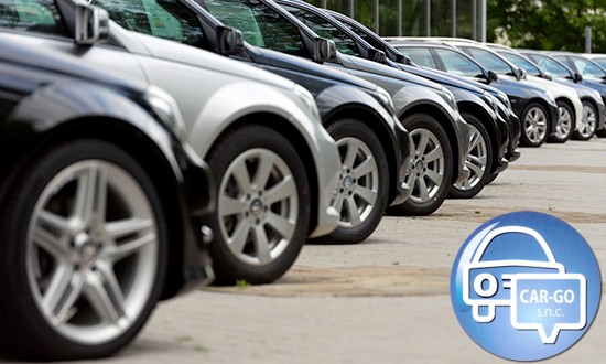 Noleggio auto per carrozzerie | CAR-GO Pomezia