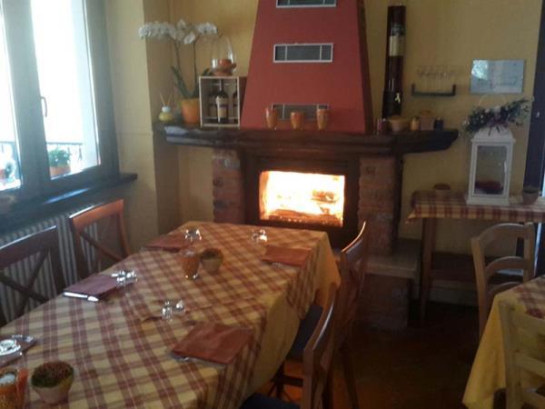 ristorante per famiglie Carlazzo CO