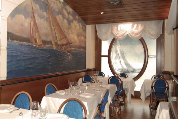 ресторан банкеты Милан