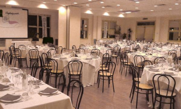 sala conferenze Ancona