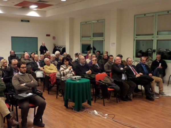sala convegni Ancona