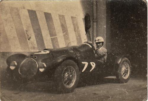 restauro auto monoposto Brescia