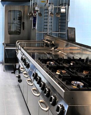 vendita cucine e lavastoviglie professionali...