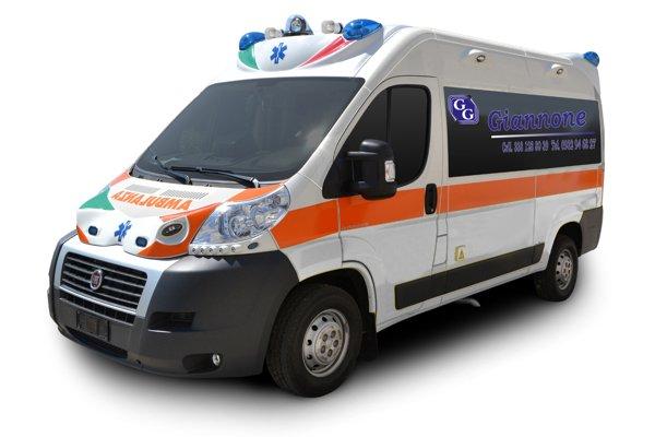 ambulanza servizio