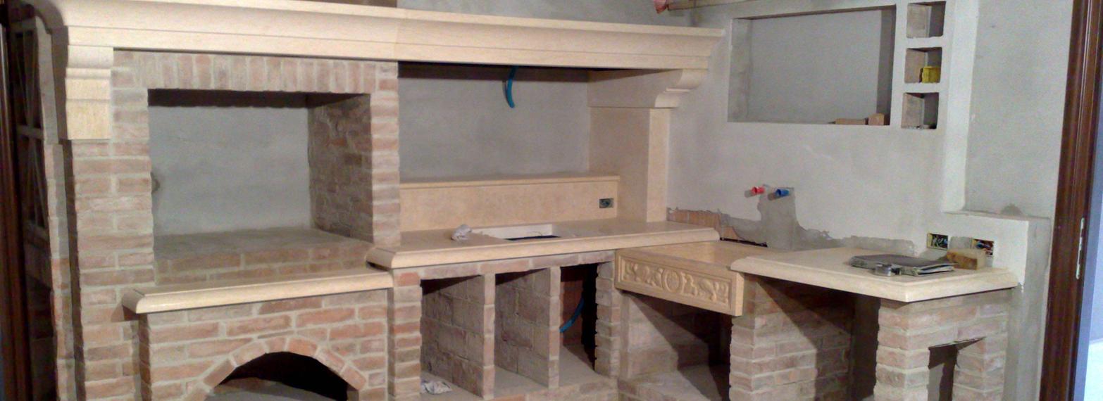 arredamento interni in marmo