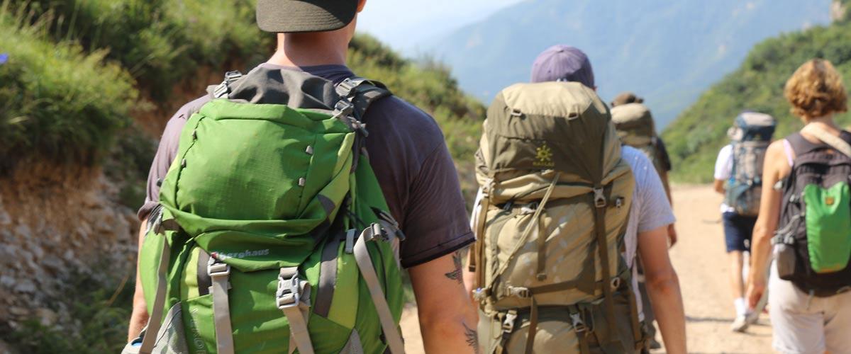 attrezzature trekking Roma