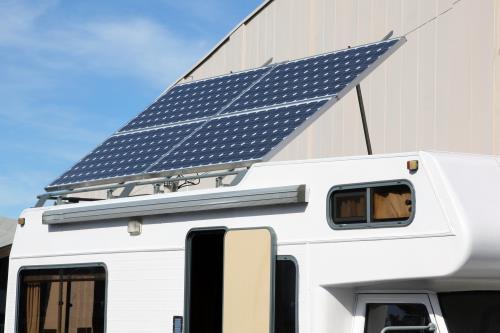 pannelli solari per camper Roma