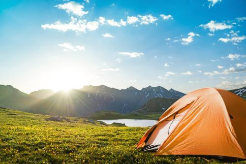 tende campeggio Roma