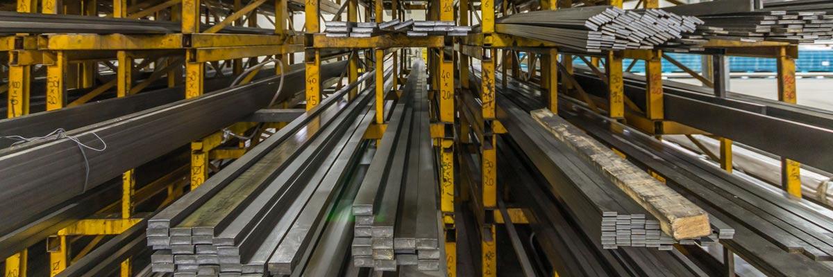 Vendita profili in ferro alluminio acciaio